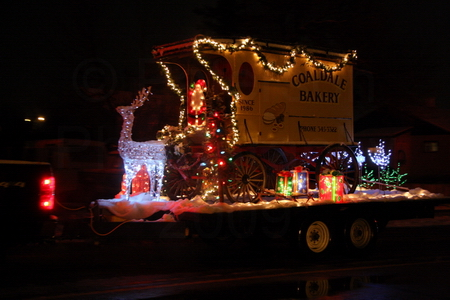 Coaldale Parade Of Lights