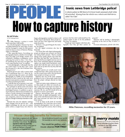 Lethbridge Journal Article