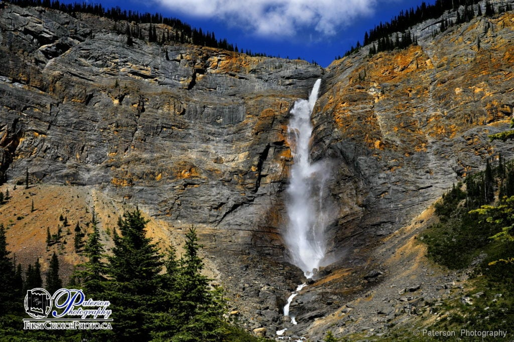 Takakkaw Fall, Yoho National Park