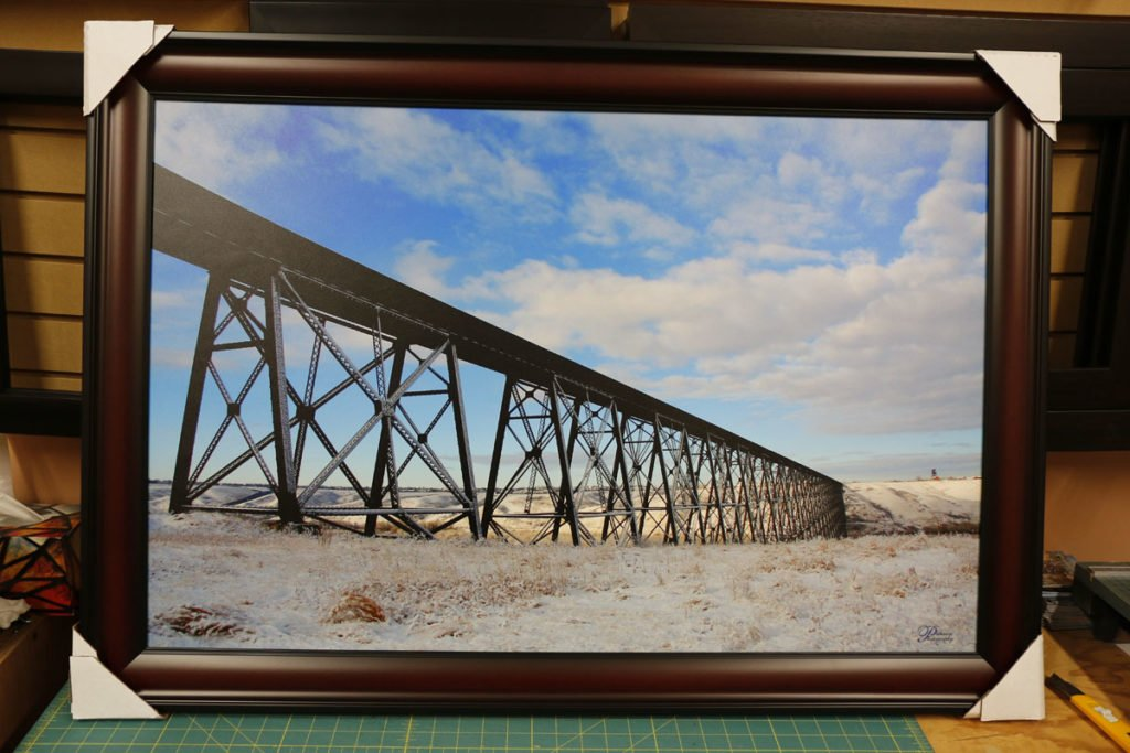 CPR High Level Bridge Lethbridge