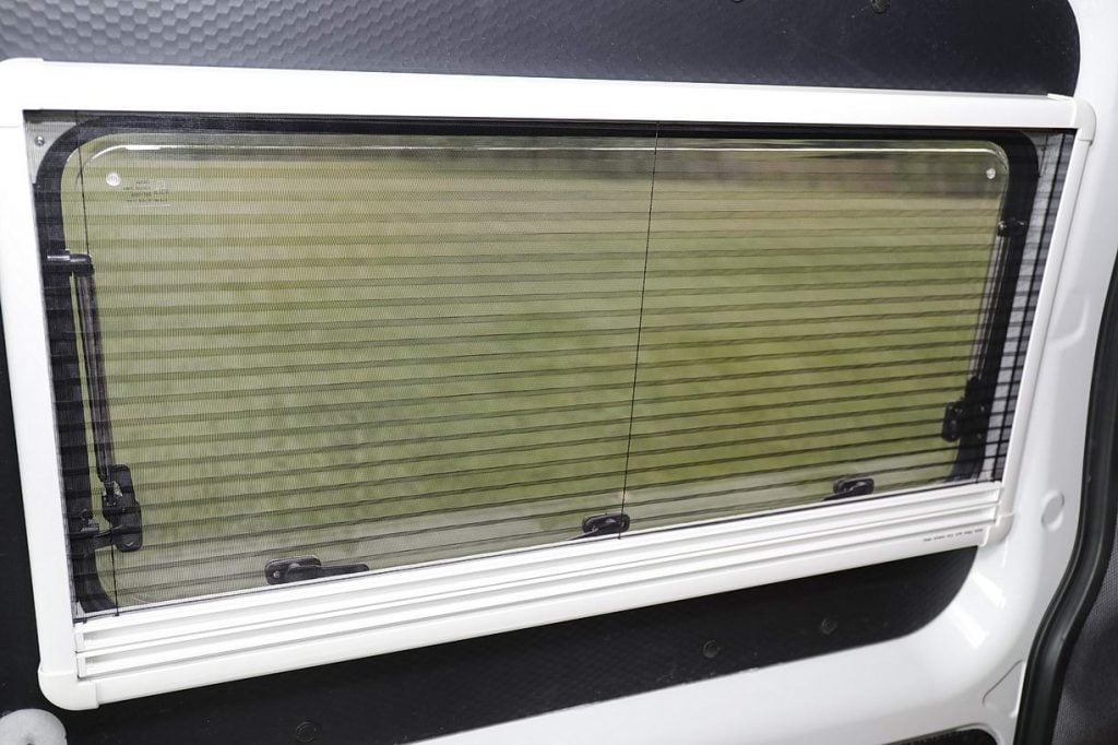 Window and bug screen