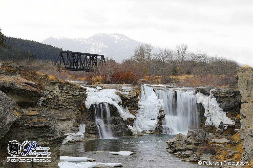 Lundbrick Falls