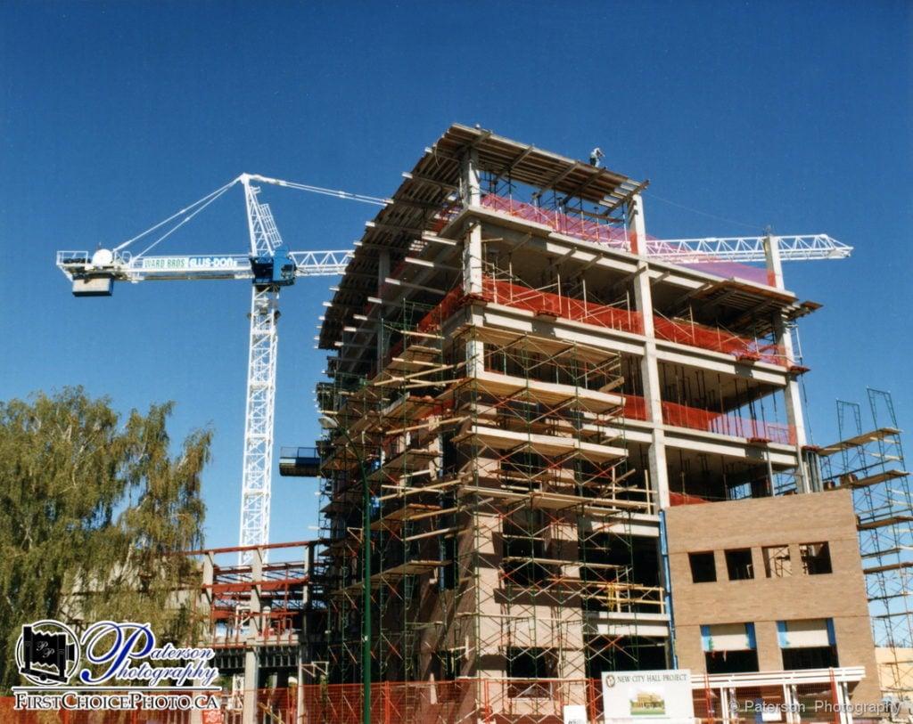 Build 2 Lethbridge City Hall