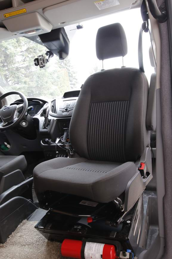 Seat Swivel