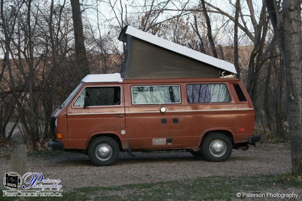 VW Vanagon a classic RV