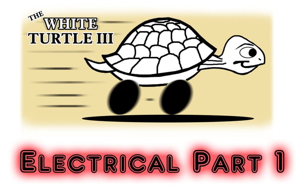 White Turtle III electrical Part 1